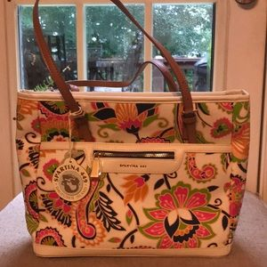 Spartina 449 High Ebb shoulder Bag NWT